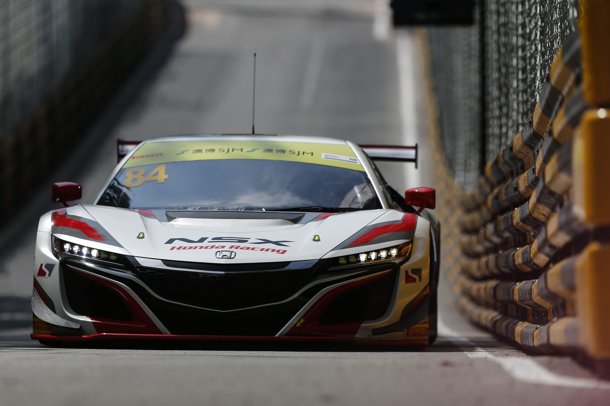 Honda NSX GT3 proves pace in FIA GT World Cup