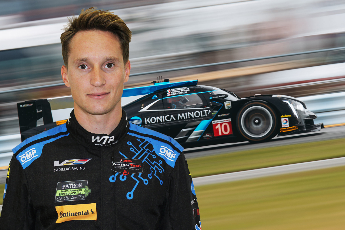 Renger van der Zande Named Co-Driver Of Konica Minolta Cadillac DPi-V.R for 2018