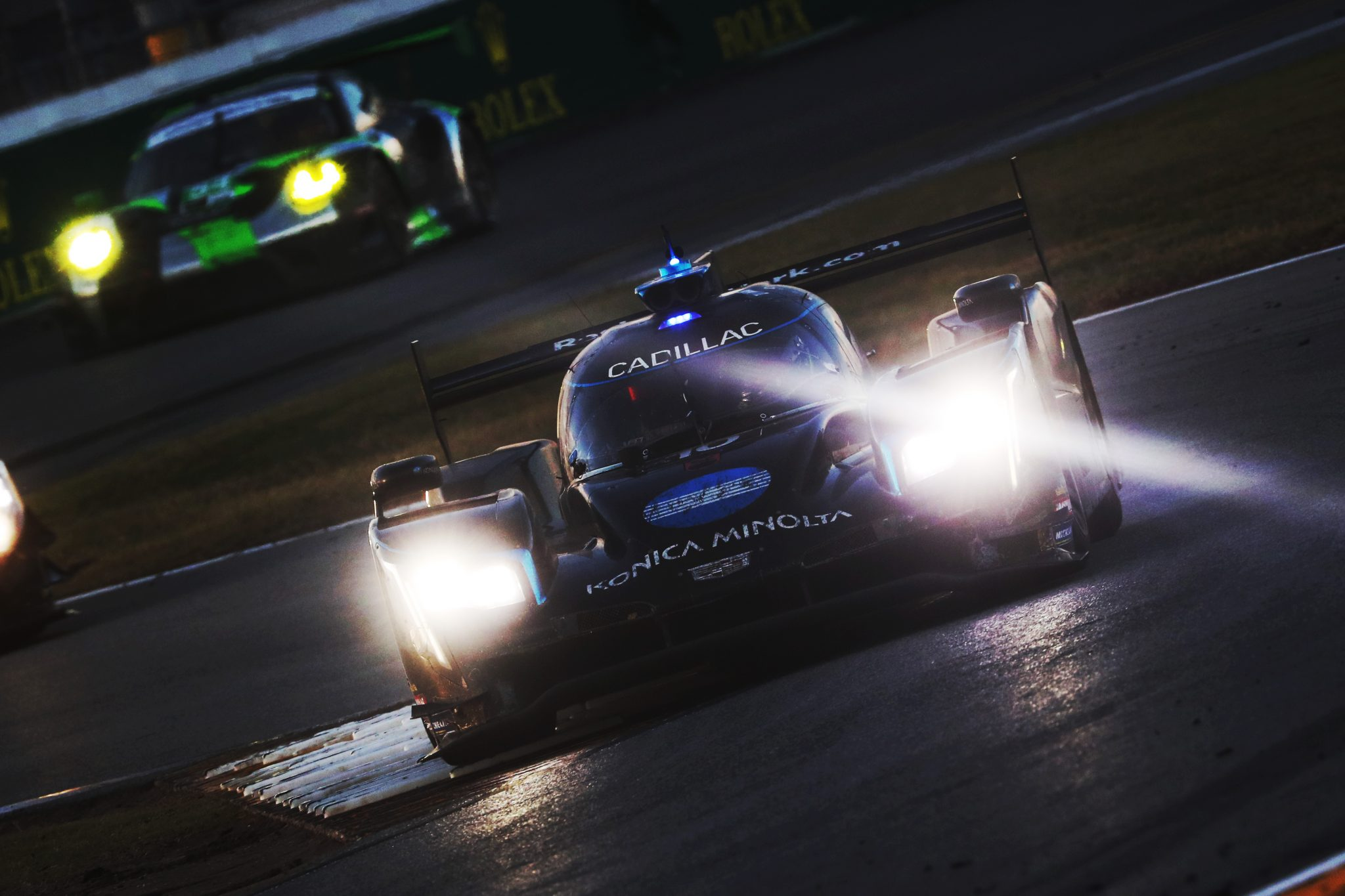 Renger shines in 'a team of superstars' to claim back-to-back Rolex 24 victories